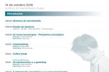 1as JORNADAS DO SERVIÇO DE PSIQUIATRIA DA INFÂNCIA E DA ADOLESCÊNCIA DO HBA