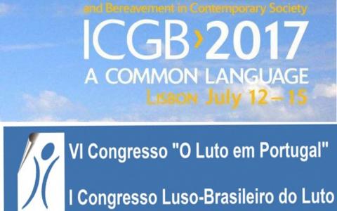 VI Congresso O Luto em Portugal / I Congresso Luso-brasileiro do Luto / 11º Congresso Internacional do Luto.
