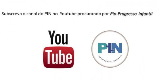 Canal PiN no Youtube