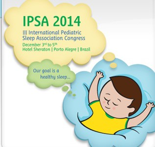 PIN will attend Congress of IPSA (International Pediatric Sleep Association)