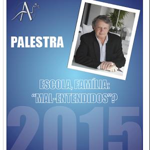Dr. Nuno Lobo Antunes talk – tomorrow