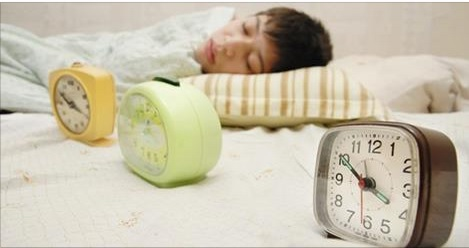 When a child doens't sleep well…no one does!
