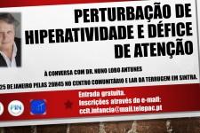 Formação com Dr. Nuno Lobo Antunes na Terrugem