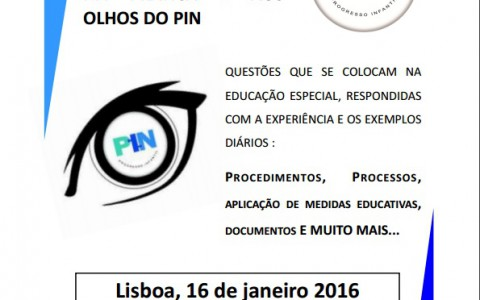 Special Education on PIN's Vision – Paço de Arcos e Setúbal
