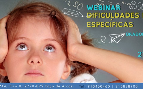 Webinar on Learning Disorders