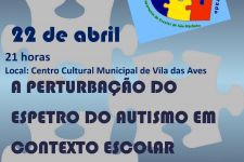 Autism Spectrum Disorders at school – São Martinho do Campo