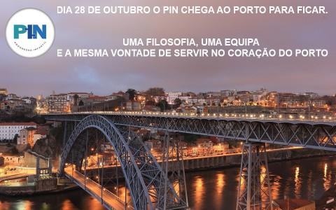 October, 28 – Pin Porto Opening