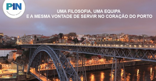 Dia 28 de Outubro – Abertura do PIN Porto