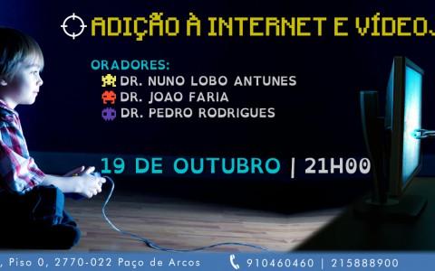 6ª Conferência Online PIN (Grátis!) – Adição à internet e videjogos: a nova fronteira