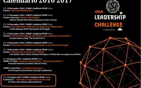 IPAM LEADERSHIP CHALLENGE!