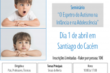 "Seminar ""The Spectrum of Autism in Childhood and Adolescence"""
