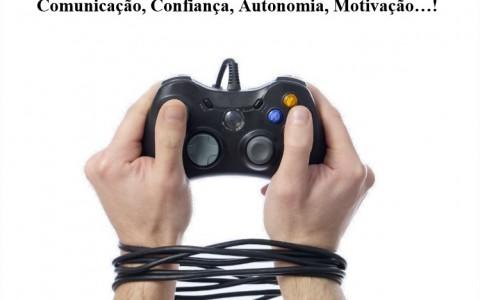 """""""Diálogos com e entre Pais: Adição aos Videojogos"""""""
