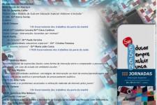 III Jornadas de Educação Especial da Escola Secundária de Emilio Navarro