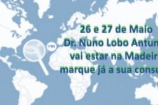 (Português) Consultas do Dr. Nuno Lobo Antunes na Madeira
