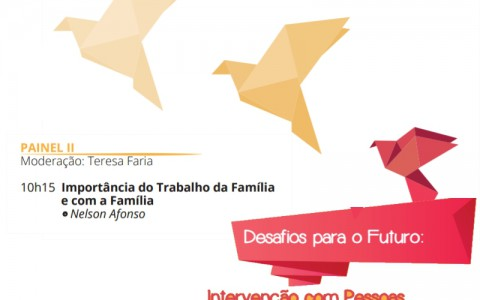Seminar – Challenges for the future. Intervention with people with disabilities