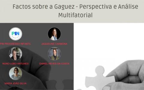 Webinar – Factos sobre a Gaguez: Perspectiva e Análise Multifatorial