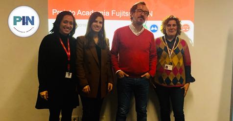 No dia 19 de novembro, coordenado pela Dra. Andreia Silva e Dr. Pedro Rodrigues, iniciou a Academia PIN-Fujitsu